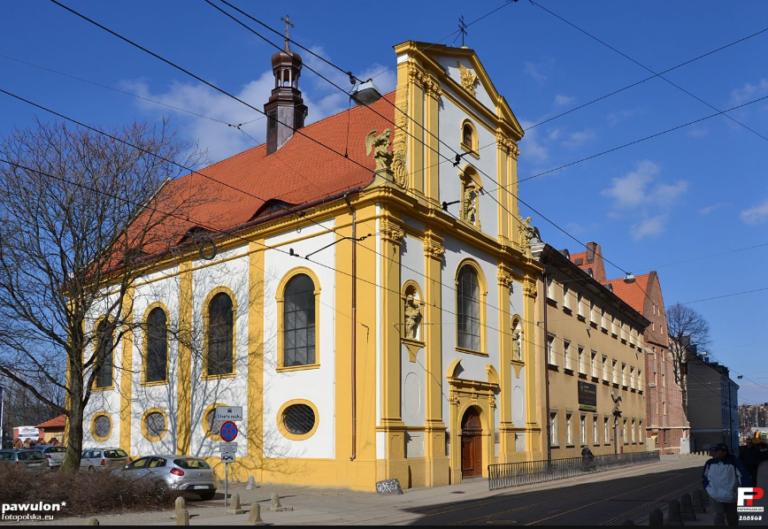 marzec 2012 , Cerkiew św. Cyryla i Metodego po remoncie. autor: pawulon
