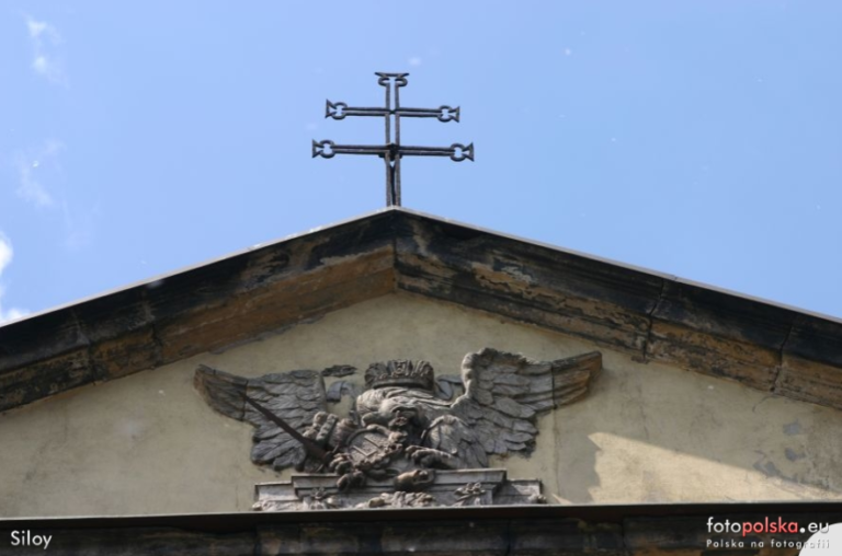 2006 , Krzyż na cerkwi. autor: Siloy
