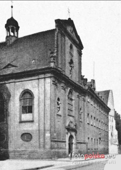 Lata 1900-1926 źródło: Die Baukunst Breslaus Richard Konwiarz Breslau 1926