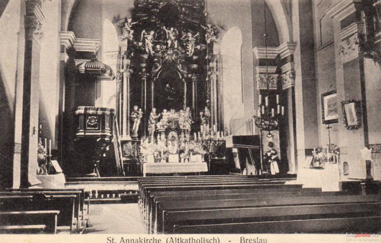 1932 , St. Annakirche (Altkatholisch)