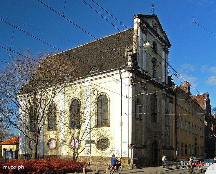 listopad 2006 , Cerkiew św. św. Cyryla i Metodego. autor: muzolph
